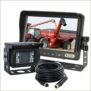 Truck parts camera backup system that mounts to farm tractor,combine,cultivator,plough,trailer from Veise Electronics Co. Ltd