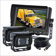 Surveillance camera system for vehicle safety vision from Veise Electronics Co. Ltd