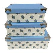 Cardboard Gift Box Set from China (mainland)
