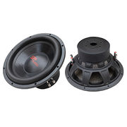 Big Power 12-Inch Two Magnet 500W Car Subwoofer from China (mainland)