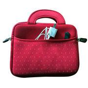 Neoprene laptop handle bag from China (mainland)