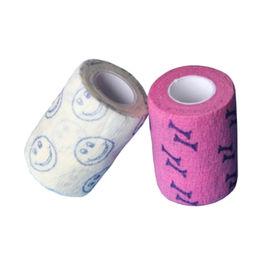 Colored Elastic Cohesive Bandage from China (mainland)