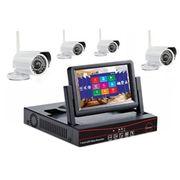 """China 7"""" LCD Video Recorder NVR KITS"""