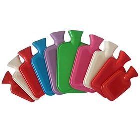 BS standard rubber hot water bottle