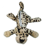 Plush leopard pencil case from China (mainland)