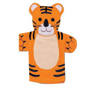 22cm tiger hand puppet from China (mainland)
