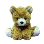 11inch plush bear from China (mainland)
