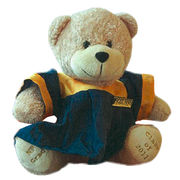 20cm Teddy Bear in Graduation Gown from China (mainland)