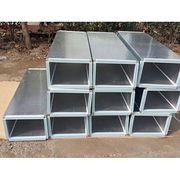 Air Duct Coated Color Steel from China (mainland)