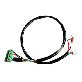 Wire harnesses with connectors for machines from Suntek Electronics Co.,Ltd