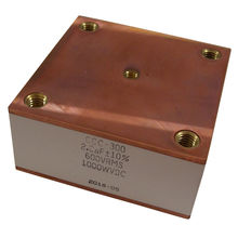 Conduction Cooled Capacitor from Taiwan