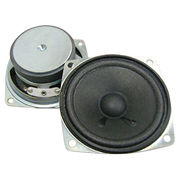 10W Ferrite speaker in 64 x 64mm dia and 8 0Hhm and 36.5 height from Wealthland (Audio) Limited