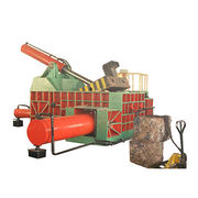 Copper scrap hydraulic baler from China (mainland)