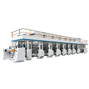 High speed compound gravure press from China (mainland)