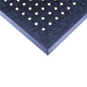 Anti-fatigue and slip washable rubber mat from China (mainland)