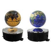 New globe map ball levitating Bluetooth speaker from China (mainland)