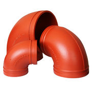Grooved Elbow Manufacturer
