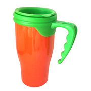 China Plastic Travel Mug