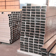 Aluminium square pipes from China (mainland)