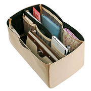 2015 hot selling purse organize inserts, suitable for handbags and duffel bags