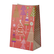 small kraft paper gift bag from China (mainland)