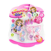 Girl's cosmetics toy from China (mainland)