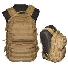 Patrol backpack from Hong Kong SAR