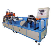 Roll Screen Printing Machine from South Korea