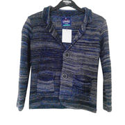 China Boys' sweaters, made of 50% cotton, 50% others