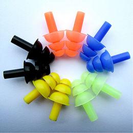 Auriculares de la natación, tamaño especial para los niños y padres, diverso color disponible