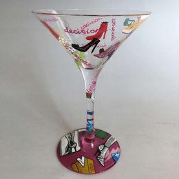 China Martini Glasses