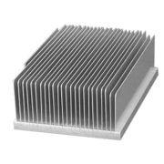 China Al5052 CNC machining heatsinks