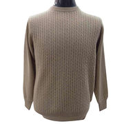 100% cashmere men pullover from China (mainland)