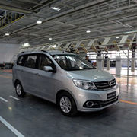 7 seats MPV assembly from China (mainland)