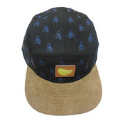 5-panel Chic Printed Snapback from China (mainland)