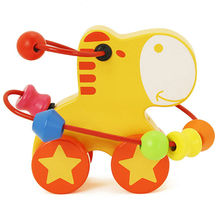 2015 Intelligent Wooden Animal Pretend Play Toy Set