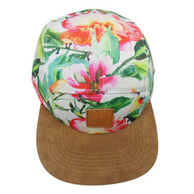 5-panel Cap from China (mainland)
