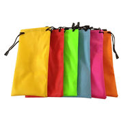 custom colorful microfiber sunglasses pouches from China (mainland)