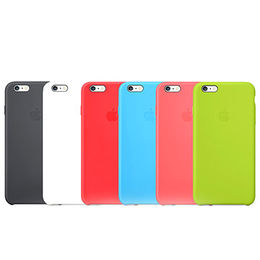 China Silicone case for iPhone 6S
