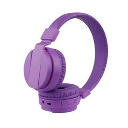 China Foldable Over-ear Bluetooth Headsets