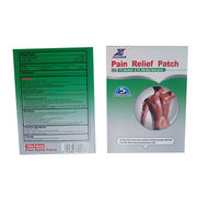 Back pain relief patch Manufacturer