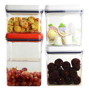 Open/Close Airtight Food Storage Container Set from China (mainland)