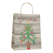 Christmas Paper Gift Bags from China (mainland)