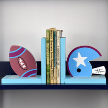 Rugby bookend from China (mainland)