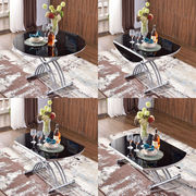 Height adjustable folding multifunction dining tab from China (mainland)