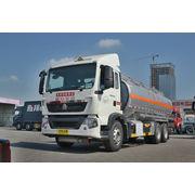 Semi-trailer oil tank from China (mainland)