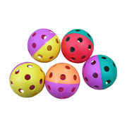 Colorful 26-hole plastic hollow ball from China (mainland)