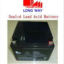 12V28Ah Solar Battery for Solar Power System and Wind System