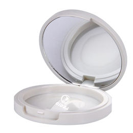 Round empty compact case from China (mainland)