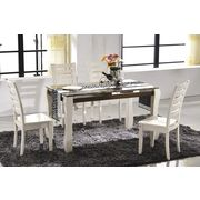China China Cheap Marble Top Dining Table Sets,6 Seater Dining Table ...